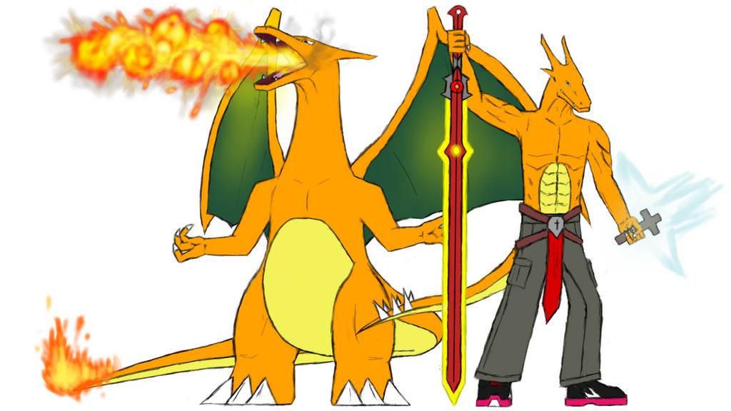 Ashs Charizard  Pokémon Wiki  FANDOM powered by Wikia
