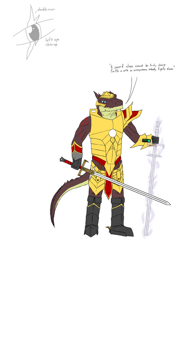 Seth, codenamed Cloudgator (Dragator character) by killerdragon558