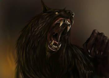 Werewolf (Van Helsing) by SveteG