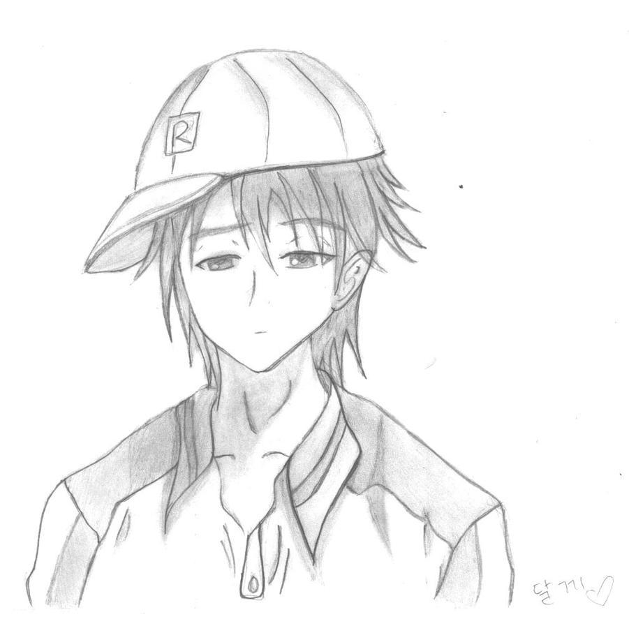 Echizen Ryoma - Lethargic by PromiseBerry