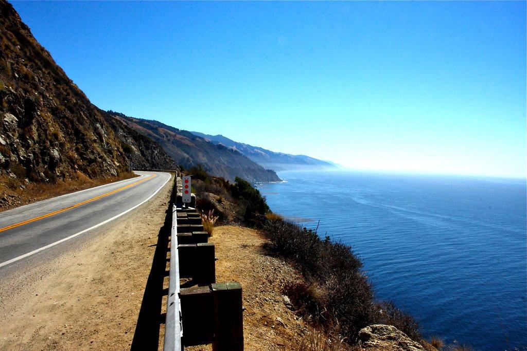 Big Sur - Coastal Highway by Mischi3vo