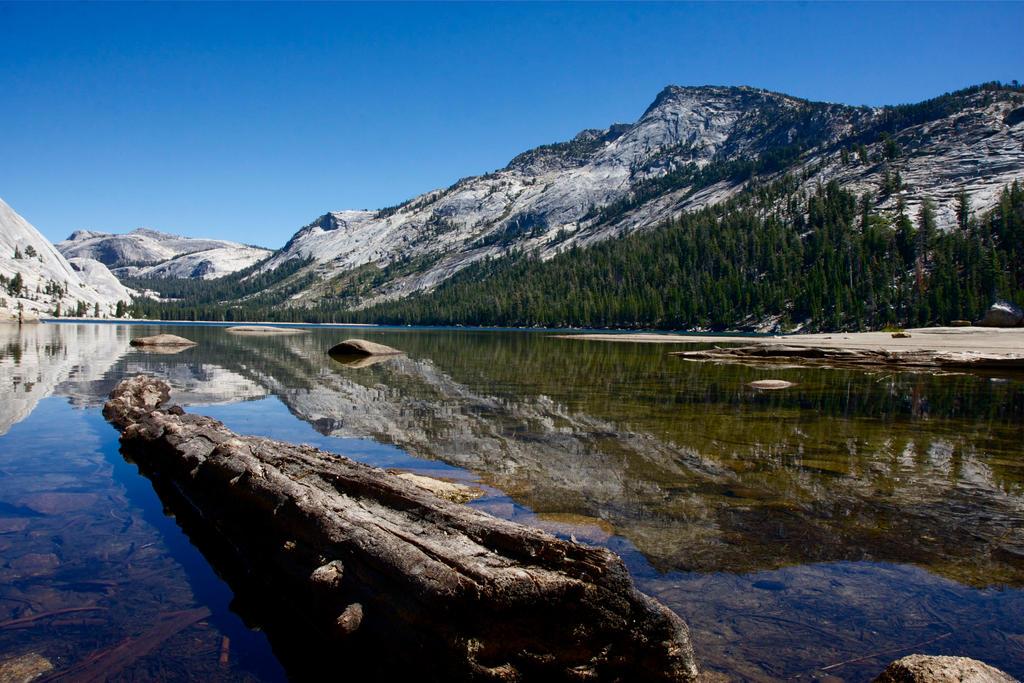 Yosemite (Tenaya Lake) by Mischi3vo
