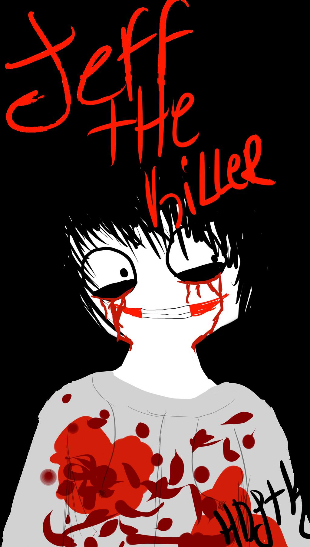 Jeff the killer fanart