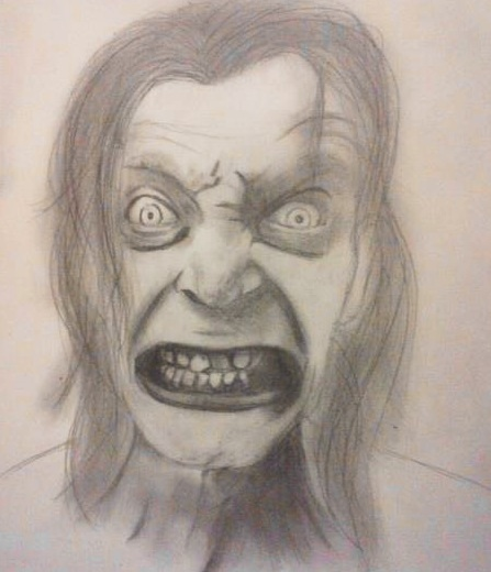 Random Scary Man Request By Doodle Turtle On Deviantart