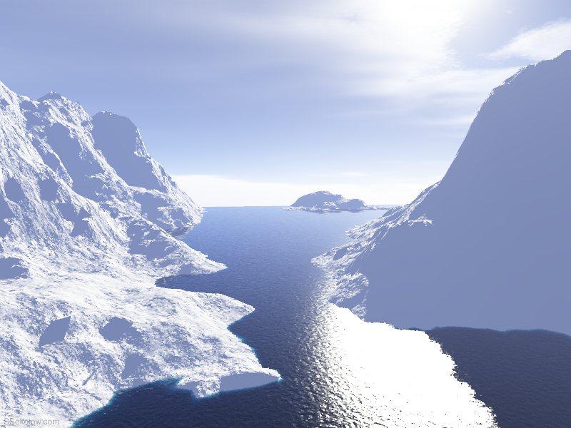 Ice at Sea