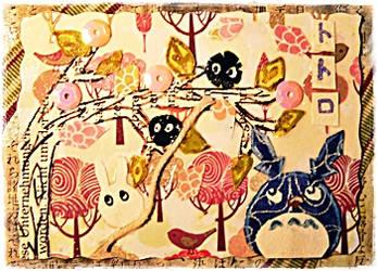 12-54 Totoro Playground by Artistically-DE
