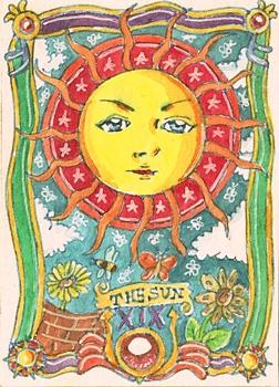 13-038 The Sun by Artistically-DE