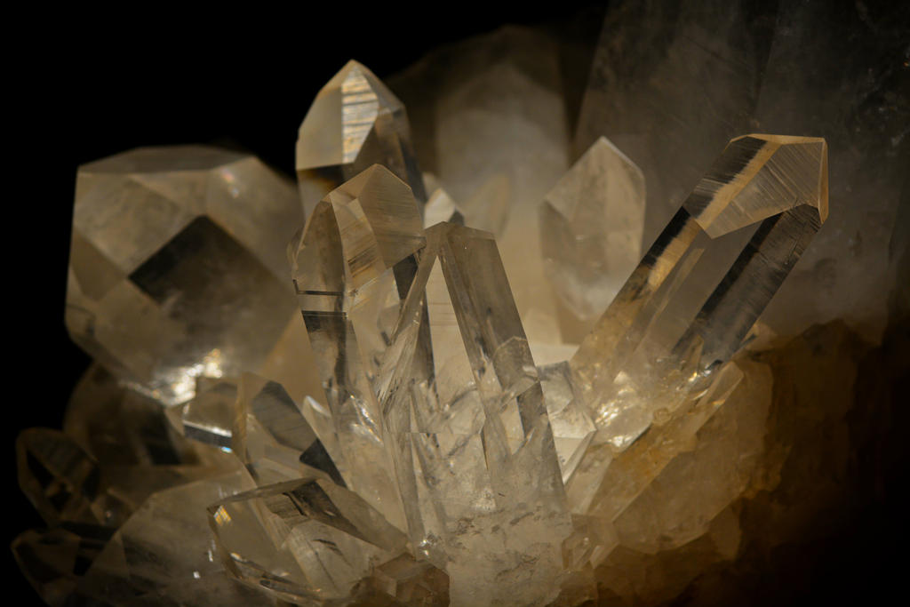 Crystals by SemioticPhotography