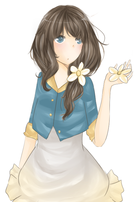oc - ume by Mairmair-chan