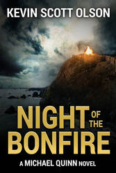 Night of the Bonfire - Book Cover