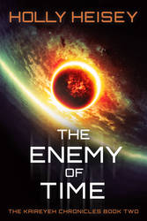 The Enemy of Time - Book Cover
