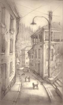 Sarajevo-suburb