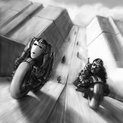 Bionic Twin Racer