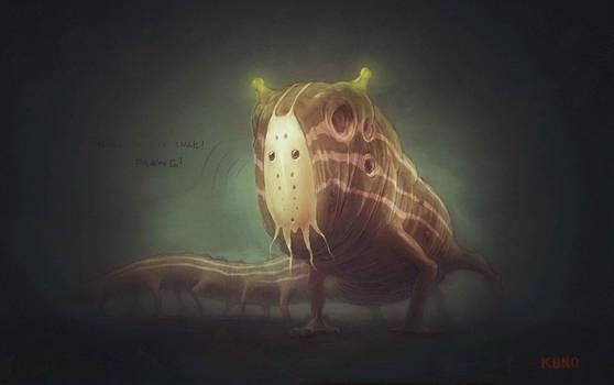 Procreate-worm