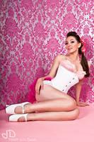 Lola de La Fuega 2 - pink by fairieswatchoverme