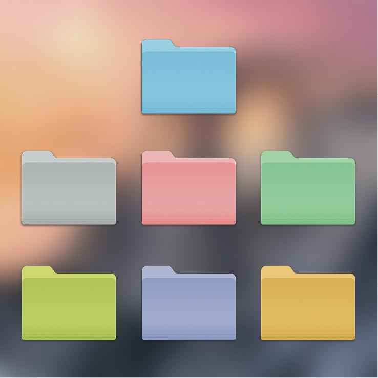 Free Folder Icons For Mac Os X