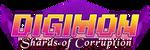 New Shards of Corruption Logo By Glitchgoat by Digi-Knight