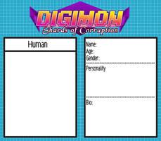 Digimon - SoC: Human NPC Character Sheet