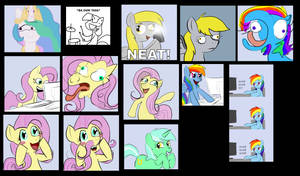 More Pony Reactions