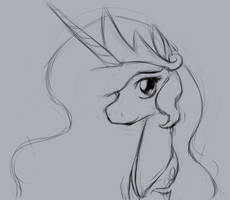 Pretty Pony Princess by Enma-Darei
