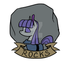 Maud Rocks! [Sticker Available]