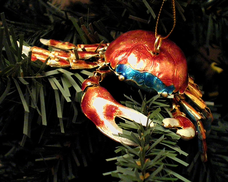 My tree has crabs... 1 by koganemouche