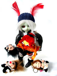 We are X 1 by koganemouche