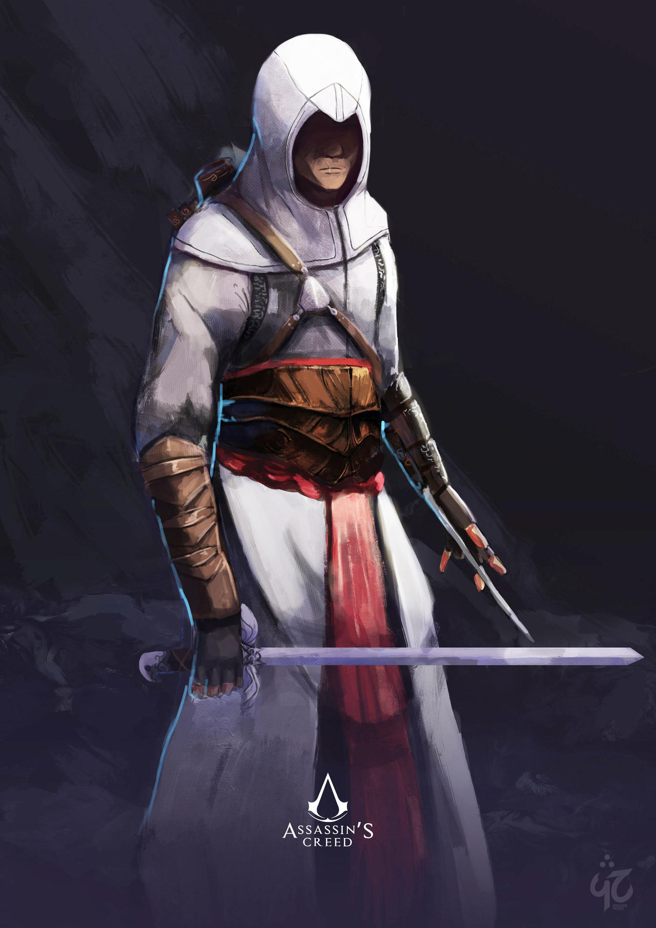 Altair Ibn La-Ahad by imagineinside on DeviantArt