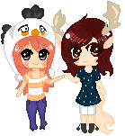 Click for animation! PC for lily-anime15 by Illusi0nal