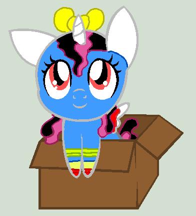 Angel Heart in a Box by SplashingBuizel