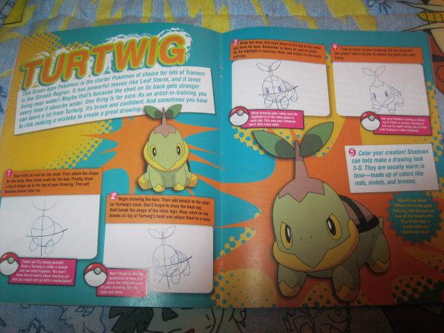 Pokemon how to draw book part 8 by splashingbuizel