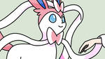 Sylveon Happy Base by ZwolfieLove