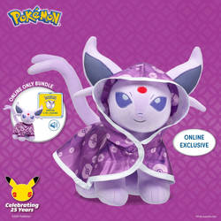 Espeon is at BABW