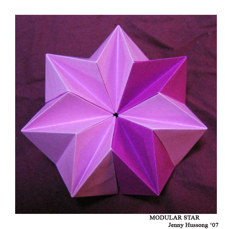 Origami Hexaflexagon | Tutorial Origami Handmade