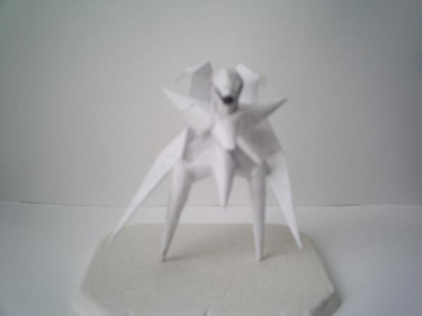 paper orbital frame by lonebleu6
