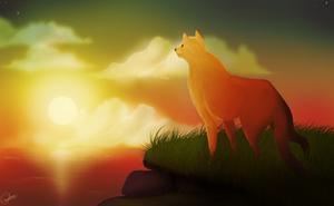 Firestar's Quest by dreamshimmer