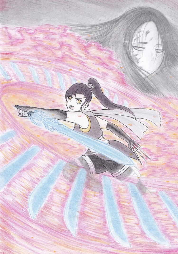 Masaki: the young prodigy by Blazing0Pixel