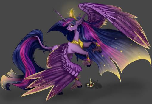 MLP art : Princess Twilight