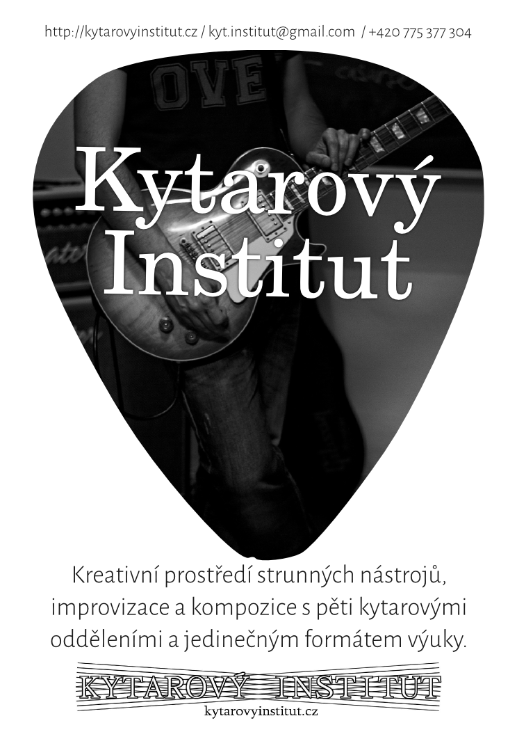Guitar Institute by Petulos