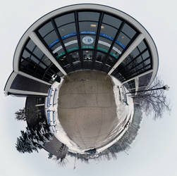 Mini Planet - Clague by electricjonny