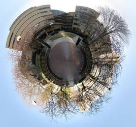 Mini Planet - Hospital by electricjonny