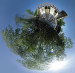 Mini Planet - Barton Dam