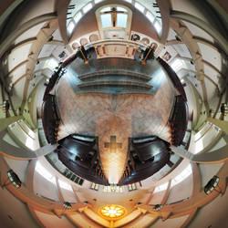 Mini Planet - Church by electricjonny