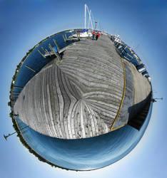 Mini Planet - Dock by electricjonny