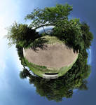 Mini Planet - The Trail