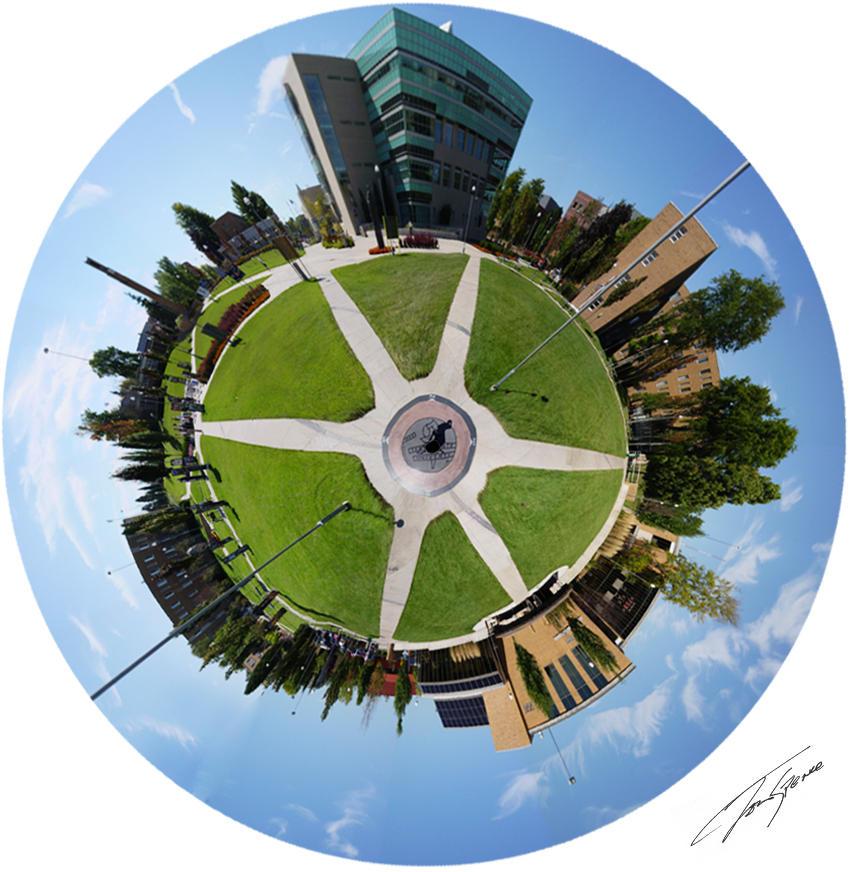 planet ferris state university by electricjonny