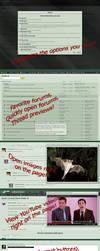 Better dA Forums by electricjonny