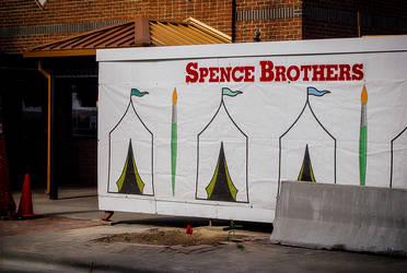 Spence Brothers by electricjonny