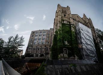 University of Michigan Law by electricjonny