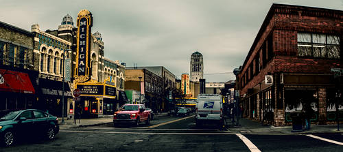 Downtown Pan